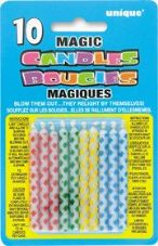 Magic Re-Light Birthday Cake Candles
